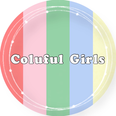 Coluful Girlsのユーザーアイコン
