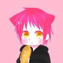 紅髪のユーザーアイコン
