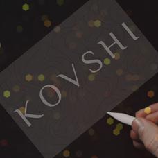 KOVSHIのユーザーアイコン