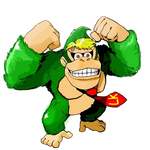 green gorilla's user icon