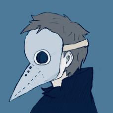 烏のユーザーアイコン