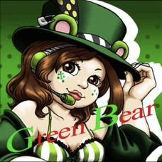 緑くまのユーザーアイコン