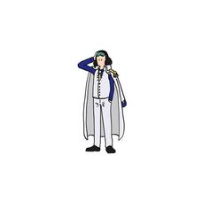 青キジ(クザン)のユーザーアイコン