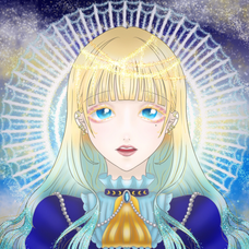 ❄️氷上  月姫🌙໒꒱· ゚《ひかみ  るな》のユーザーアイコン