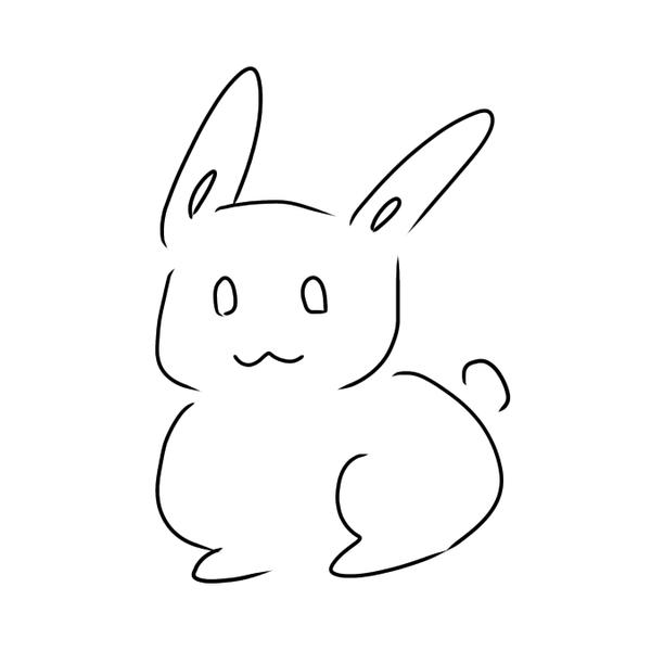 おかゆウサギのユーザーアイコン