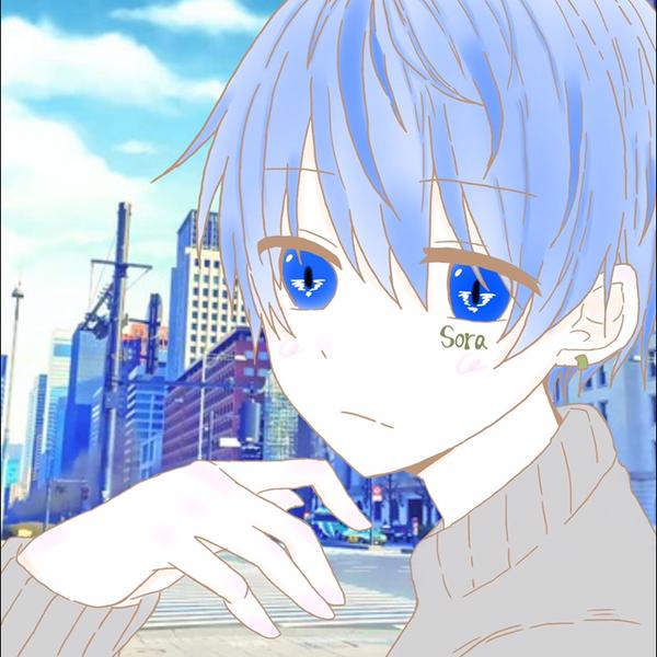 蒼空【そら】のユーザーアイコン