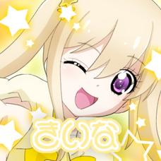 月宮希菜(つきみや きいな)のユーザーアイコン