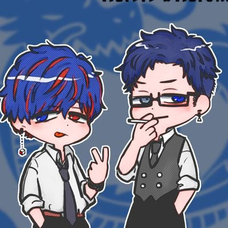 Blue I'sのユーザーアイコン