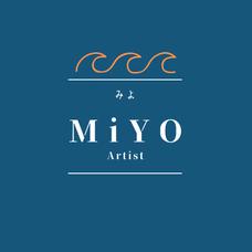MiYOのユーザーアイコン