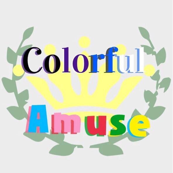 Colorful Amuse 's user icon