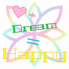 ♡ + Dream = Happy's user icon