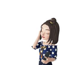 きゅみ (ミシュ) 😏午後から1人✨о(ж>▽<)y ☆歌のユーザーアイコン