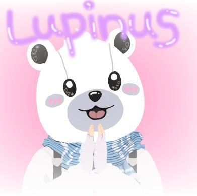 ルピナス狼のユーザーアイコン