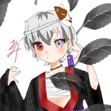 んにゃんこ✞✟@相方募〜⸜(* ॑꒳ ॑*  )⸝⋆*のユーザーアイコン