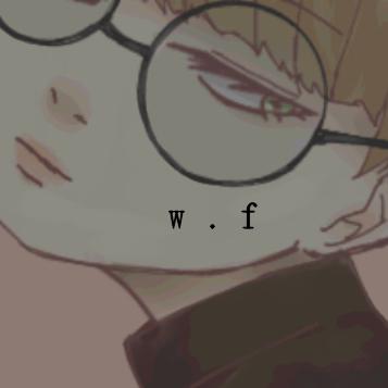 w.fのユーザーアイコン