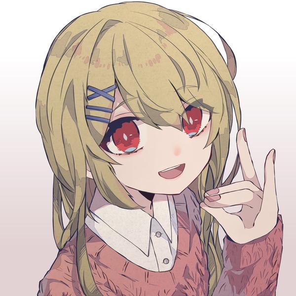 緋月コン@vtuber's user icon