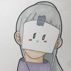 おくら(アイコン変更した、前白髪カラス持ち)のユーザーアイコン