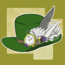 時計台の帽子屋のユーザーアイコン