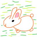 橙兎のユーザーアイコン