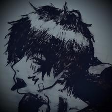 黒マスク.歌を歌う者のユーザーアイコン