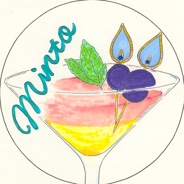 #Mintoのユーザーアイコン
