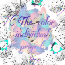 The color individual projectのユーザーアイコン