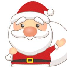 サンタクロースのユーザーアイコン