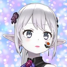 ☆ミの白雪姫❄(フリー素材🔻パンイチホシミ🦄✨💗)のユーザーアイコン
