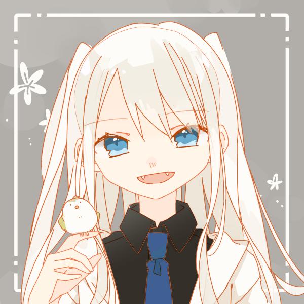 白い狐さん_Shiro_のユーザーアイコン