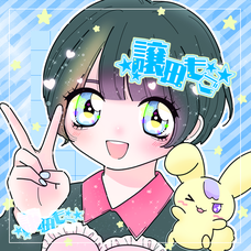 譲田もご@夢みるアーティスト's user icon