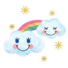 女の子限定ユニット〚WEATHER GIRLS ☀︎☁︎︎☔︎☃︎〛's user icon