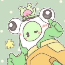 まる🐸's user icon