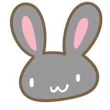 クロウサギのユーザーアイコン