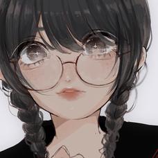 微少女のユーザーアイコン