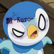 黯-Kuro-@❼cR🆘楽しめないのユーザーアイコン