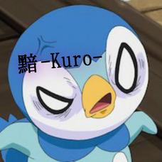 黯-Kuro-@❼cR🆘歌いたいのユーザーアイコン