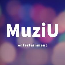 MuziU entertainmentのユーザーアイコン