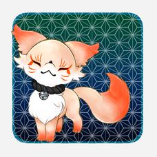 狐面のユーザーアイコン