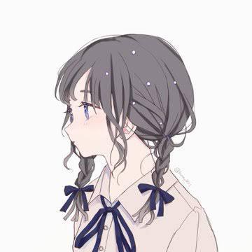 藍's user icon