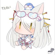 \( ˙꒳˙  \三/ ˙꒳˙)/'s user icon