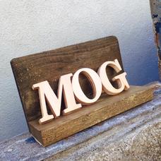 MOGのユーザーアイコン