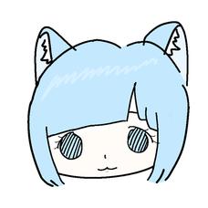 猫耳のユーザーアイコン