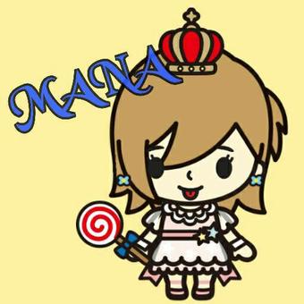 MANA@音源用のユーザーアイコン