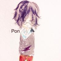 Ponのユーザーアイコン