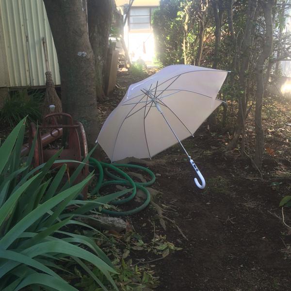 雨傘のユーザーアイコン