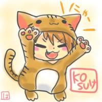 KOSUけ@4月13日自主ライブのユーザーアイコン