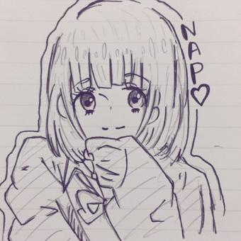 ▷ な ぽ ◁ のユーザーアイコン